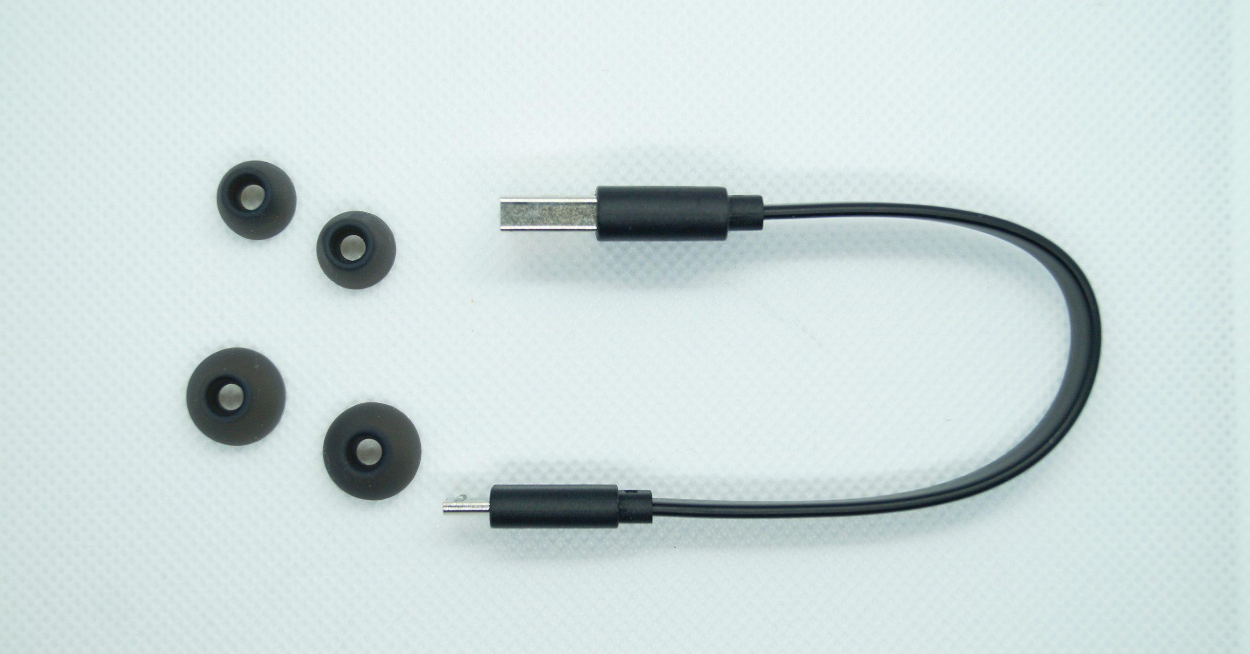 iTeknic Bluetooth kopfhörer Test Lieferumfang ausgepackt