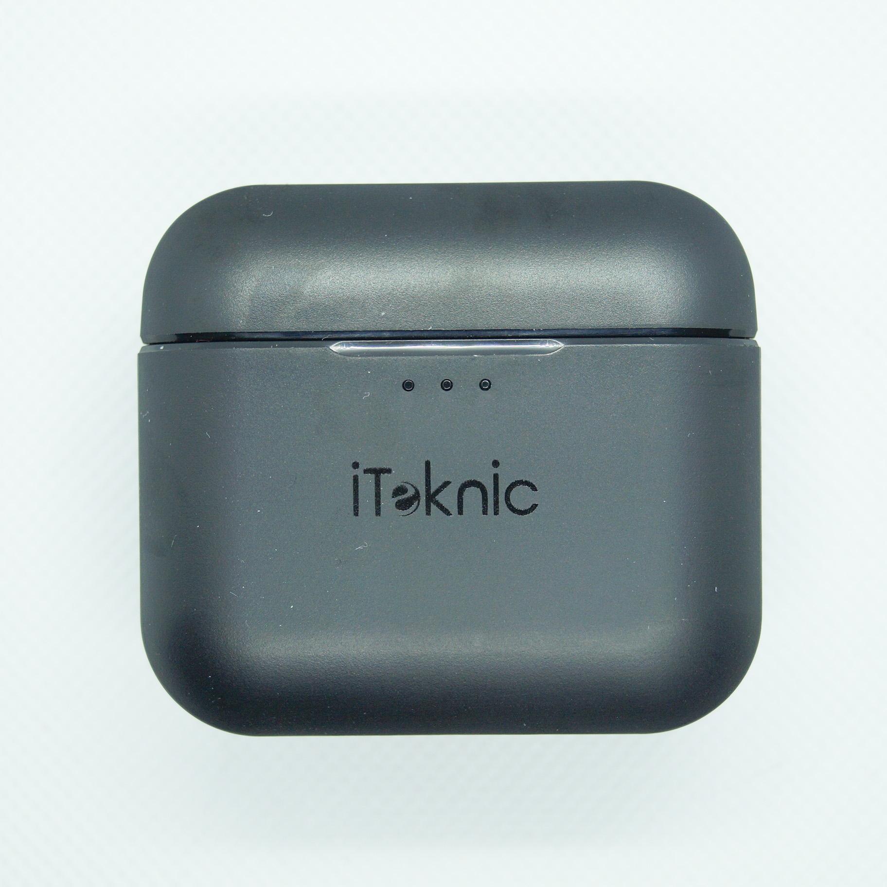 iTeknic Bluetooth Kopfhörer Ladecase