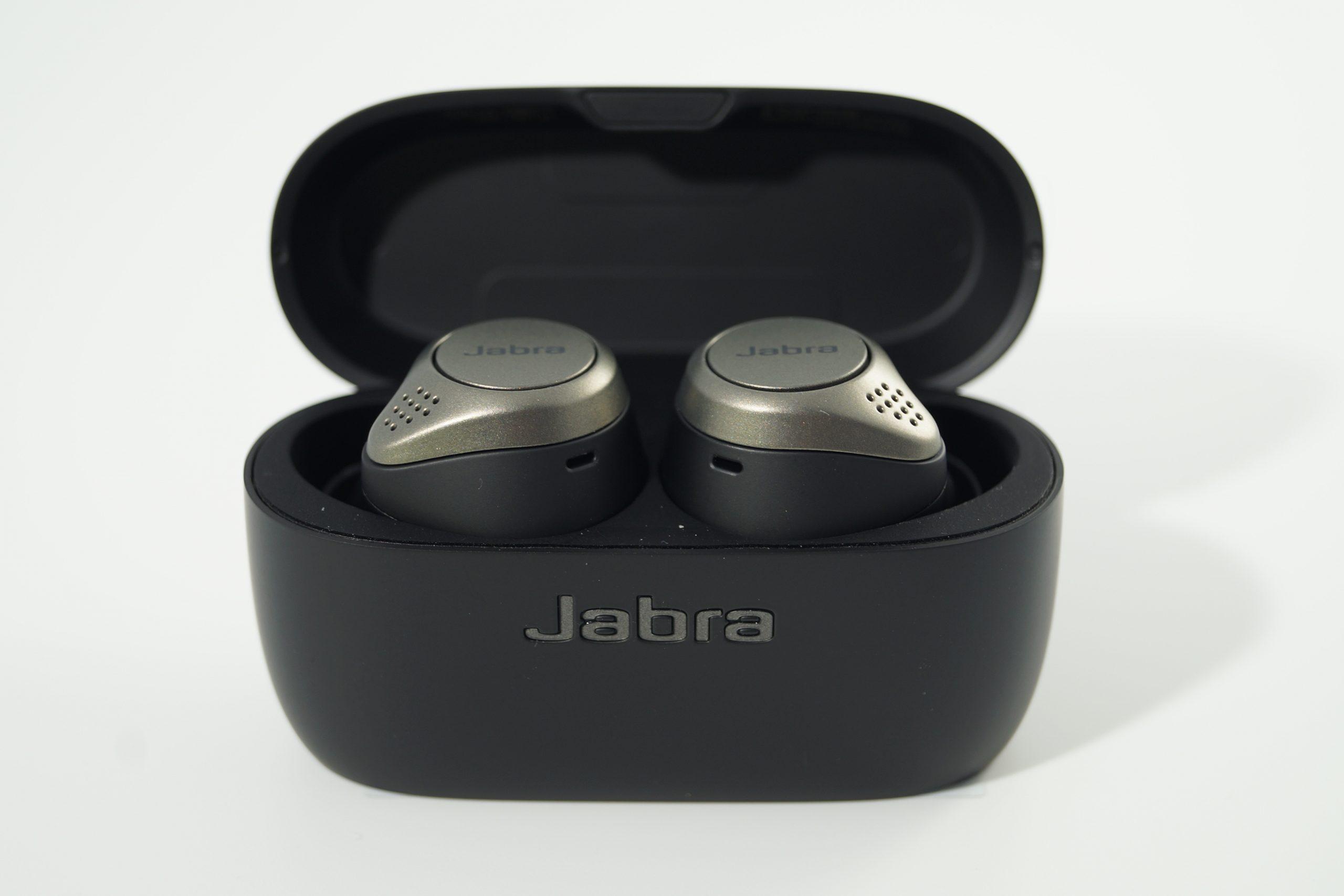 Jabra Elite 75t Test in Ladecase