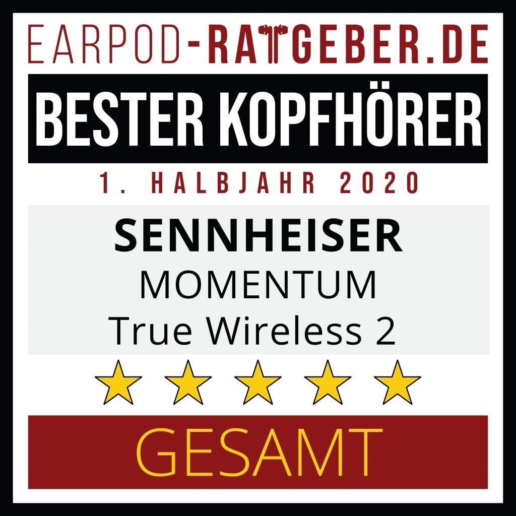 besten true wireless kopfhörer 1. Halbjahr 2020