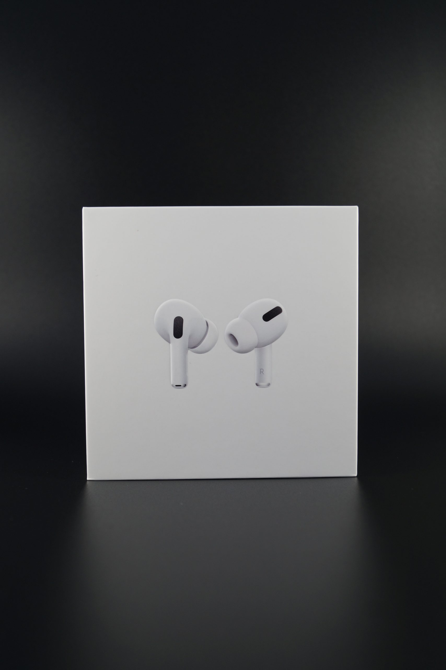 Apple AirPods Pro Test Verpackung