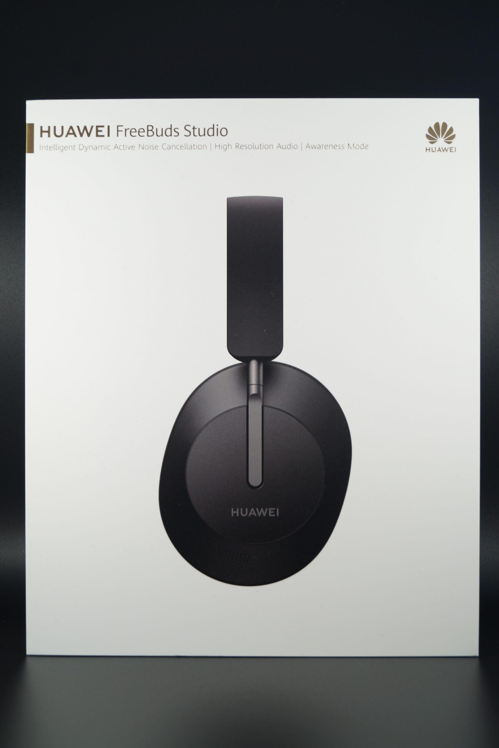 Huawei FreeBuds Studio Test Verpackung