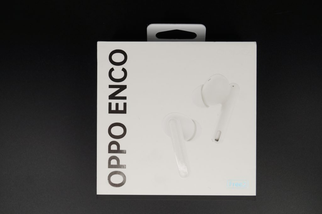 OPPO Enco Free2 Test Verpackung