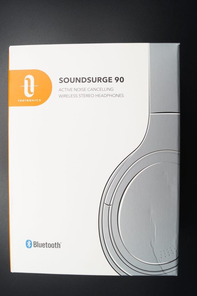 TaoTronics Soundsurge 90 Test Verpackung